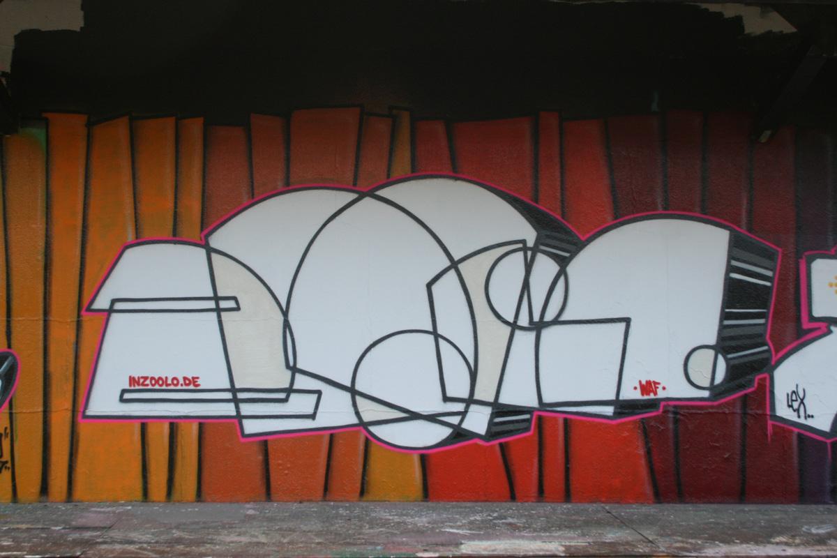 zoolo Graffitigestaltung