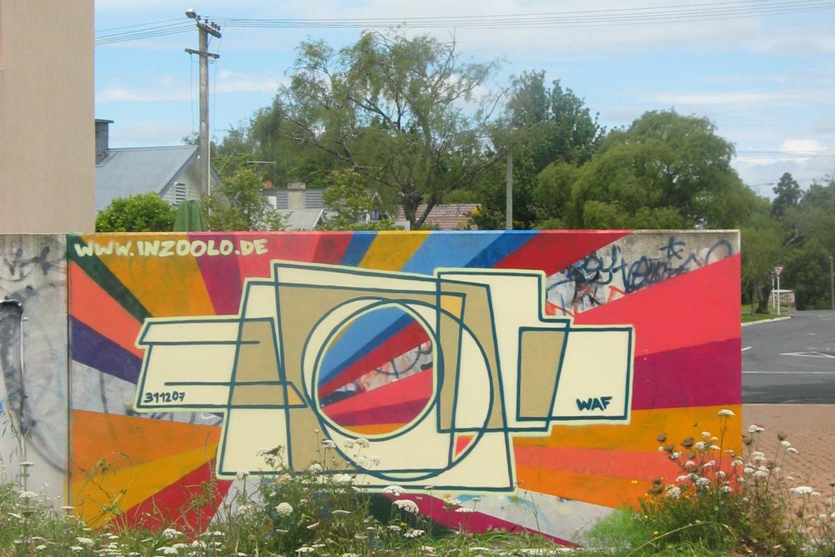 Graffiti weltweit von zoolo