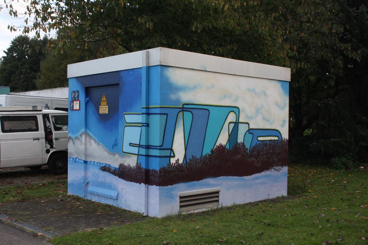Graffiti in Achern