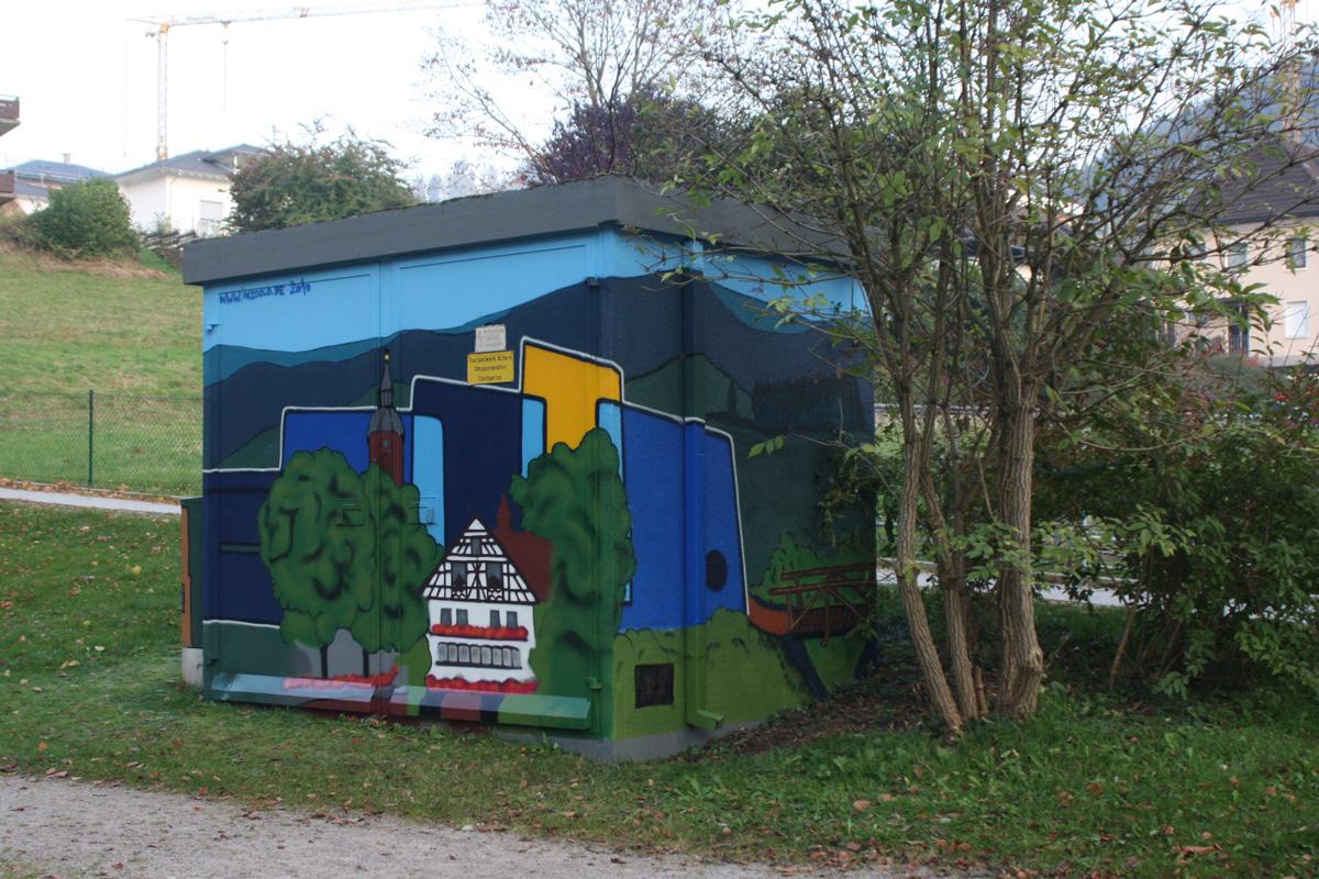Auftragssprüher, Graffiti für Geld