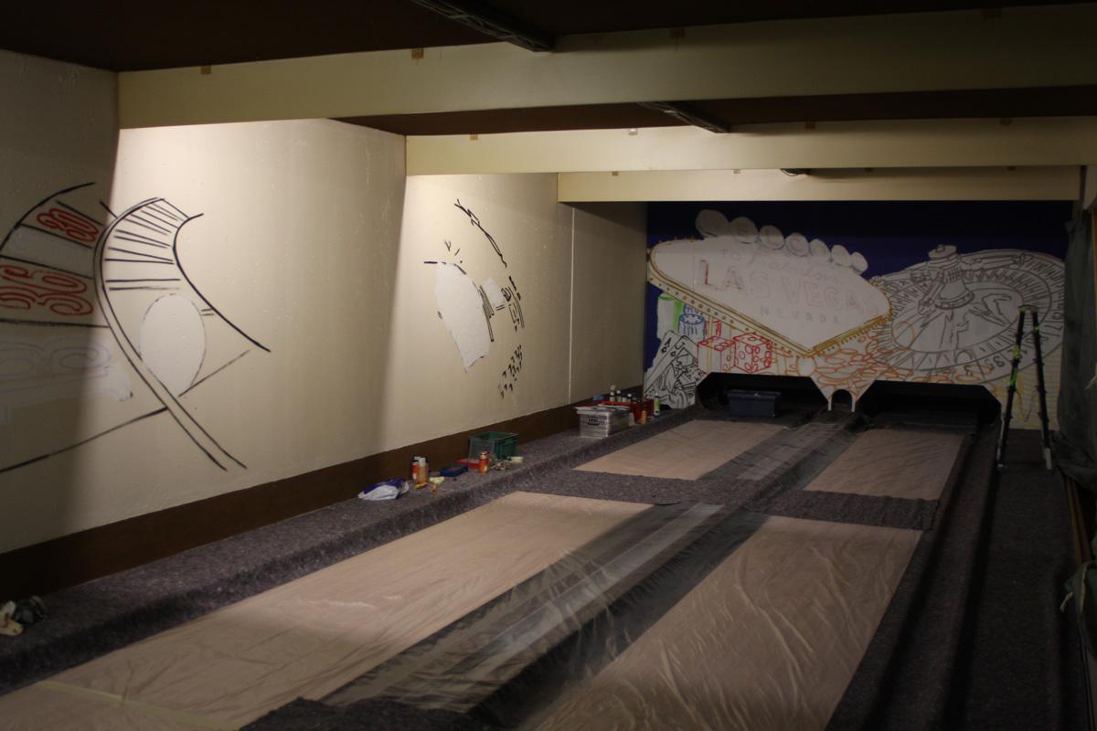 Graffitigestaltung, Andreas Ernst, inzoolo, zoolo, zulu,