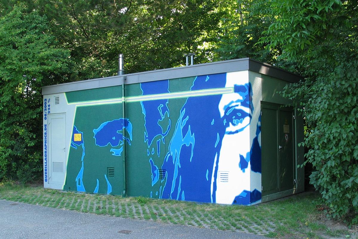 Graffiti Freiburg, Graffiti Bühl, Graffiti von zoolo, inzoolo, Graffitiauftrag, Graffitigestaltung