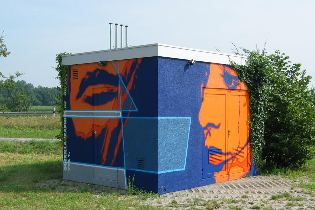 Auftragsgraffiti, Graffitiauftrag, legales Graffiti, zoolo, inzoolo,