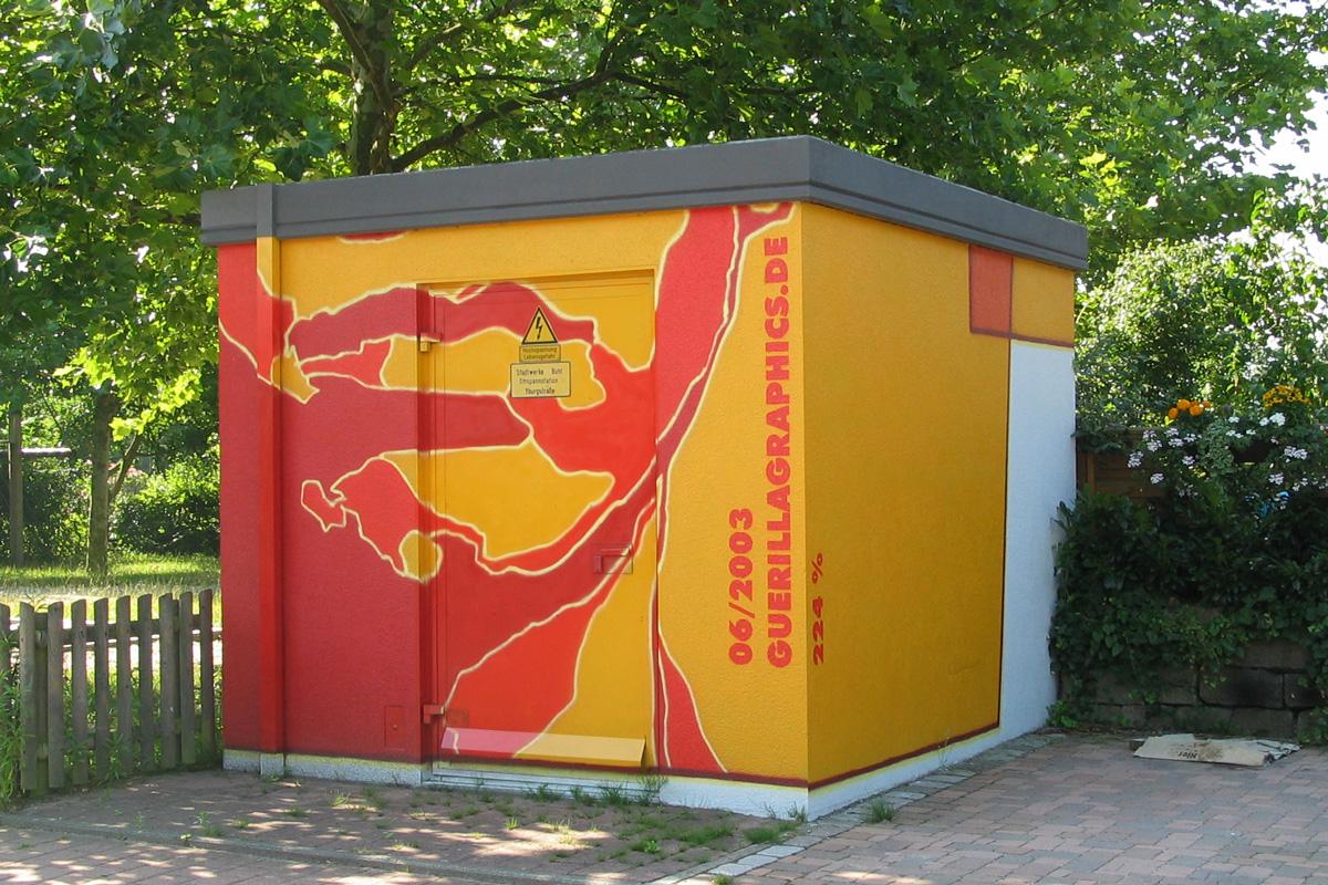 Graffitiauftrag, Graffity Auftrag, Graffitigestaltung Freiburg, Auftragsarbeit zoolo, professionelles Graffiti