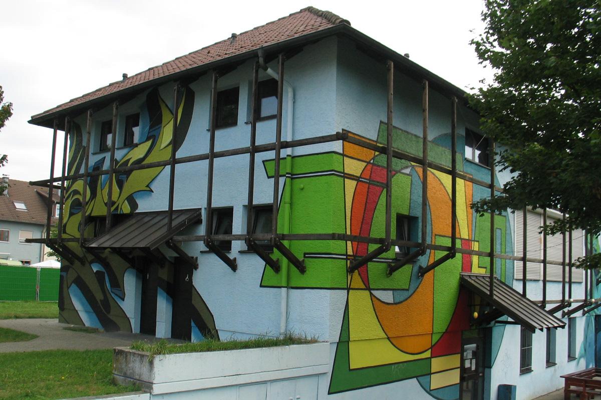 zoolo Auftragsgraffiti